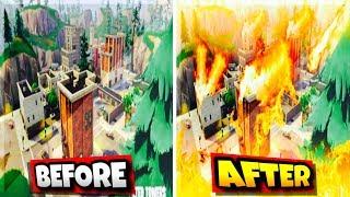 "NEW ""Meteor Strike"" Hitting ""Tilted Towers"" CONFIRMED?! (Fortnite Battle Royale)"