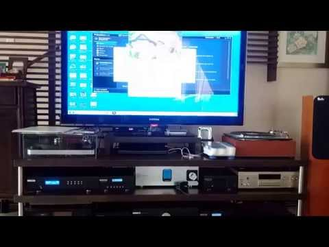 Musical Fidelity M6 DAC, Amp and M1 CDT
