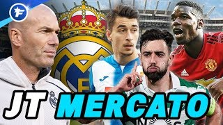 Le Real Madrid relance totalement son mercato | Journal du Mercato
