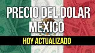 Precio del Dolar hoy en México 2020 (Martes 15de Septiembre - Actualizado en la descripción)