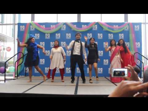 Phir Milenge Chalte Chalte  Dance Performance at UMass Lowell