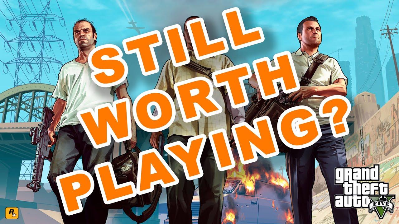 Is GTA V Still Worth Playing? thumbnail