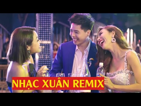 Nhạc Xuân Remix Hay Nhất 2017 - Trịnh Thăng Bình ft Thái Trinh ft Khánh Ngọc