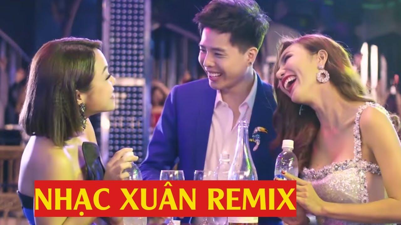 Happy New Year | Nhạc Xuân Remix | Trịnh Thăng Bình x Thái Trinh x Khánh Ngọc | Nhạc Tết Canh Tý