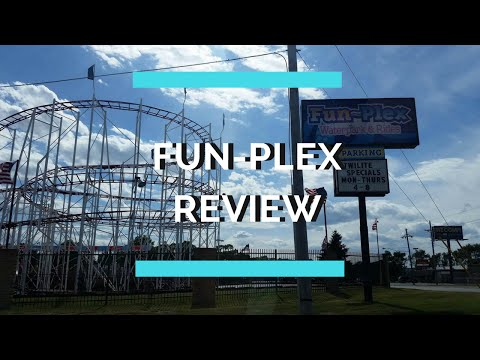 Fun-Plex Review With Bryan! - (Omaha, NE)