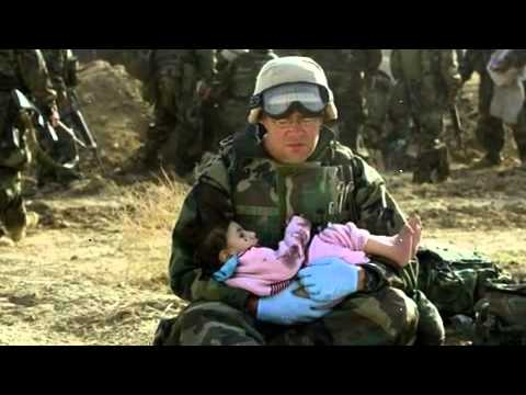 The Warrior is a Child - for warriors of Operation Enduring Freedom and other veterans