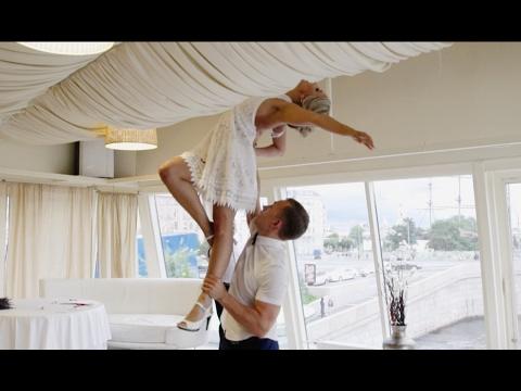 свадебный танец самостоятельно  движение 1