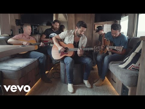 Old Dominion - Written in the Sand (Acoustic)