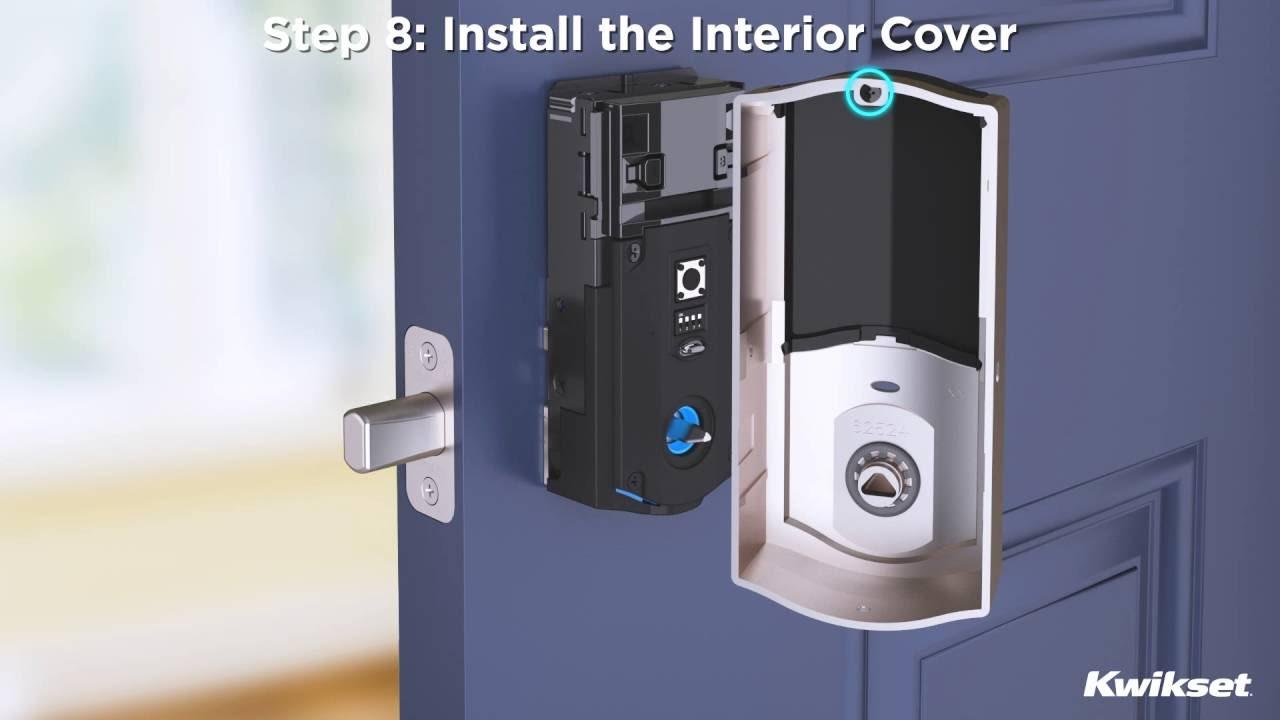 Kevo Gen 2 Smart Lock Installation