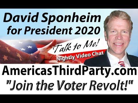 Dec 13, 2017 -   America's Third Party