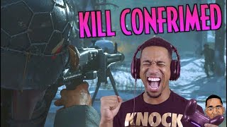 HIGH KILL GAME! Call of Duty WW2 (Kill Confirmed)