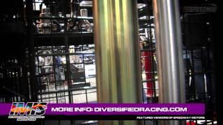 Race-winning Open Wheel Parts From Dmi
