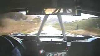 Robby Gordon 2009 Baja 500 First Five Race Minutes