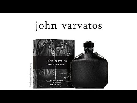 Dark Rebel By John Varvatos Fragrance Review (2015) - YouTube