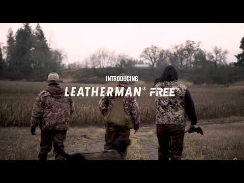 Leatherman FREE Technology