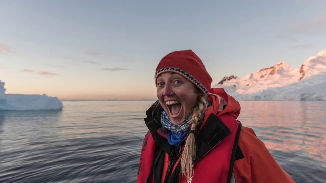 A Wild Life: Working As A Guide in Antarctica