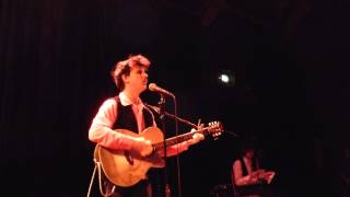 Toby Goodshank - Baby I Feel Like I Just Got Cut In Half - live acoustic Ampere Munich 2014-02-06