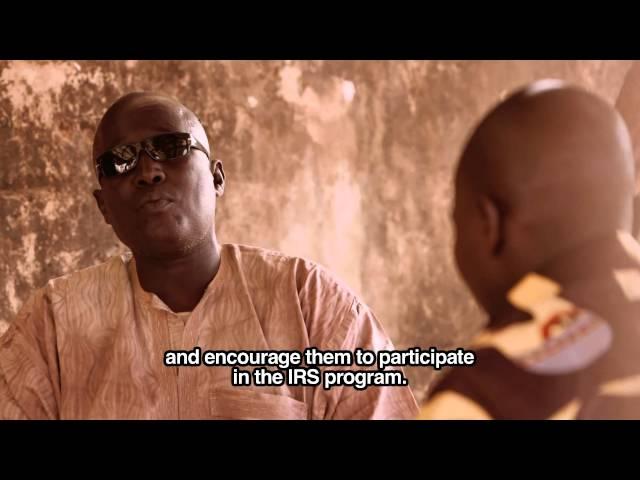 Fighting Malaria Requires Local Support - AIRS in Senegal
