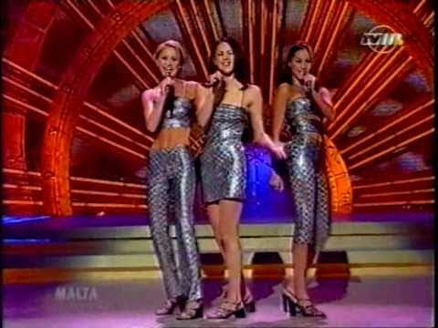 Eurovision 1999 - Malta - Times Three - Believe 'n Peace