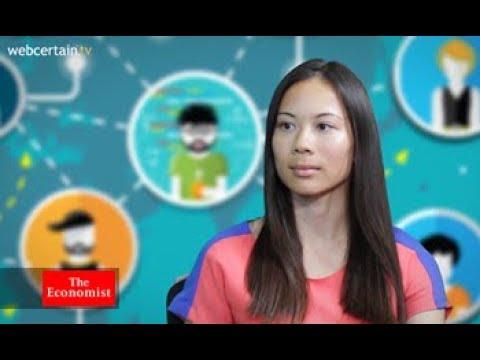 International social media strategies at The Economist | International social media