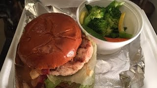 Outback Steakhouse Wood-Fire Grilled California Chicken Sandwich Review