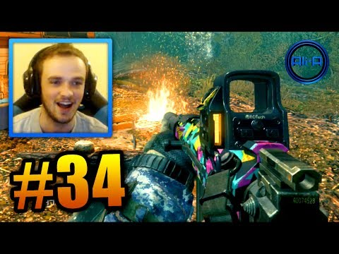 """""""HUNT Ali-A!"""" - COD Ghosts LIVE w/ Ali-A #34 - (Call of Duty Ghost Gameplay)"""