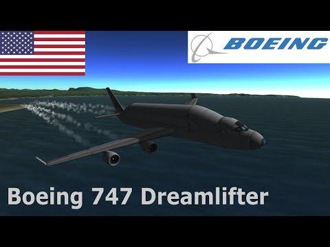 Boeing Dreamlifter Speedbuild (KSP 1.0.5)