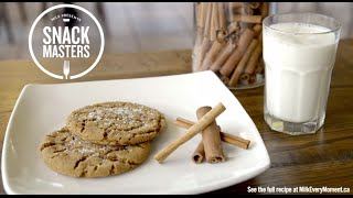Beata Thomson: Perfect Ginger Snap Cookies