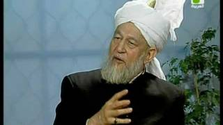 Liqa Ma'al Arab 23 December 1997 Question/Answer English/Arabic Islam Ahmadiyya