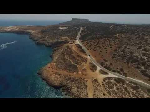 Cyprus 2016. Cape Greco. Blue Lagoon
