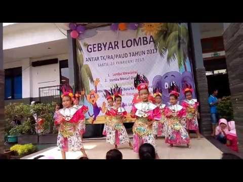 "Tari ""TOKECANG"" Performed By Students Of TK Dharma Putra Nusantara 86 Jaksel"