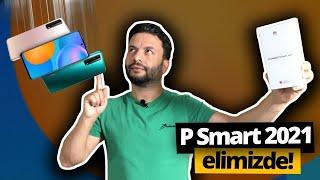 Huawei P Smart 2021 inceleme! - Uygun fiyata yüksek performans!