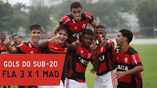 Sub-20 | Flamengo 3x1 Madureira