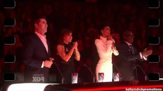 Josh Krajcik & Alanis Morissette - The x Factor U.S. - Finals - Uninvited