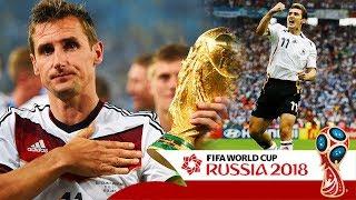 Huyền thoại World Cup | Miroslav Klose