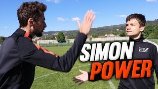 J'AI RENCONTRÉ SIMON POWER