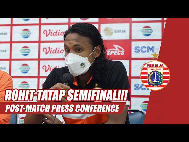 Rohit Chand: Kami Akan Berusaha Lebih Baik Lagi di Semifinal Nanti!!!