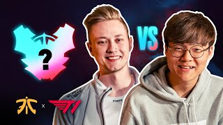 Rekkles & SKT Teddy try to guess YOUR rank! | Guess My ELO (Worlds Special)