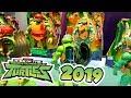 New Rise Of The Teenage Mutant Ninja Turtles Toys