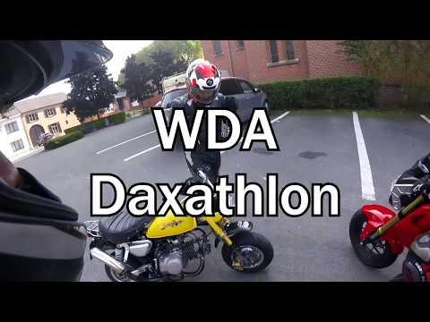 WDA - Daxathlon 2017