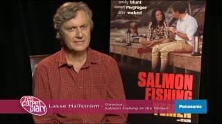 Lasse Hallstrom of 'Salmon Fishing in the Yemen' at TIFF 2011