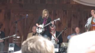 Merlefest 2014 - Banjo Rama Stephen Foster Medley - Alison Brown