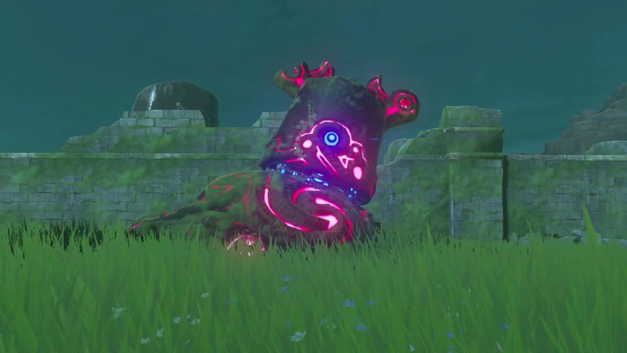 Image result for bomb shrine guardian