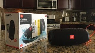 JBL Charge 3 Review / Sound Test