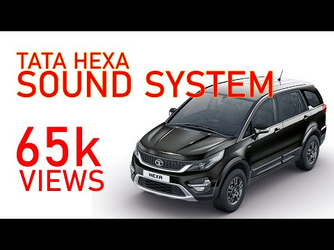 Tata Hexa Sound and Music System Review