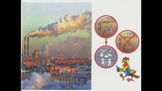"""Окружающий мир 2 класс ч.1, тема урока """"Про воздух"""", с.48-51, Школа России"""