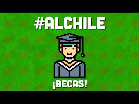 #AlChile con las becas  ¡A estudiar, chilangos! 😉