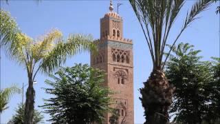 La Mamounia élu Meilleur Hôtel au Monde 2015 HD & Visite Marrakech en 4K