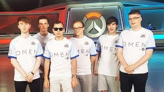 Introducing the UK's Overwatch World Cup 2017 team! BoomBox, Smex, ...