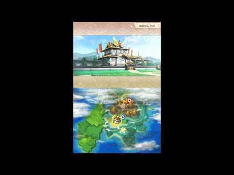 Pokemon Conquest Rom Download (US)